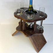 Champagne Table Car