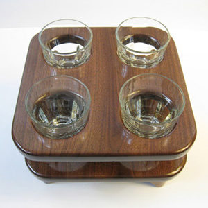 Four Hole Drink Caddy
