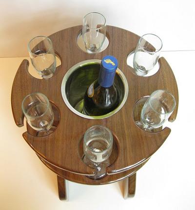 Limousine Table Ice Bucket