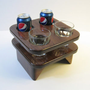 Rock Glass Caddy