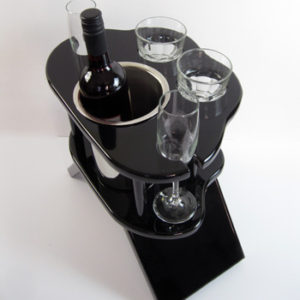 Sedan Champagne Tables