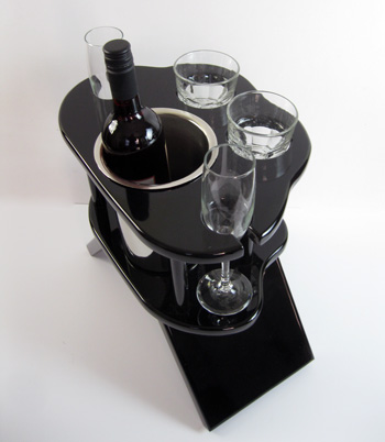 Sedan Champagne Tables