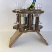 Sedan Champagne Table