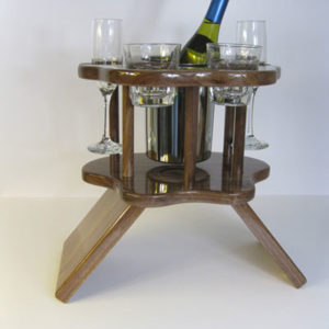 Sedan Champagne Table