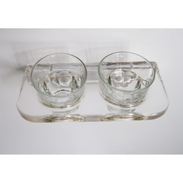 Rock glass holder